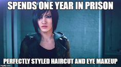 Another fine example of videogame logic (Mirror's Edge Catalyst)