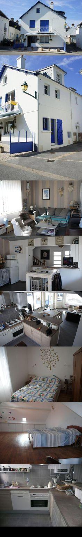 maison 60 m2 ST PIERRE QUIBERON Baie Saint Pierre Quiberon, a vendre