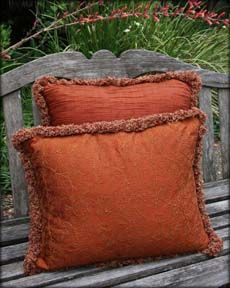 Sweet Dreams Decorative Pillows and Luxury Bedding - Made in USA - Powered by Network Solutions. Burnt Orange Decor, Sofa Pillows, Throw Pillows, Orange Sofa, Pillow Talk, Home Textile, Luxury Bedding, Sweet Dreams, Decorative Pillows