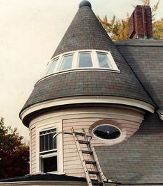 Cupola - would love to live in this!
