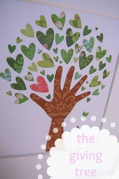 עץ של נתינה