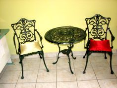 Garniture za terase – stolovi i stolice za kafiće  Patio Sets - Tables and chairs for cafes