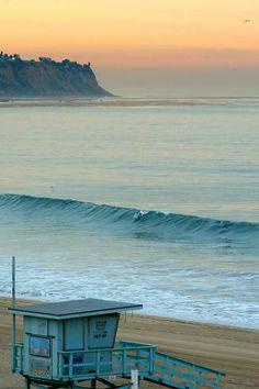 Playa Beach, Ocean Beach, Beach Sunrise, Ocean Waves, Hermosa Beach, San Diego, San Francisco, California Dreamin', Redondo Beach California