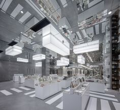 A bookstore by X+Living in Shanghai draws shoppers into an urban retreat - News - Frameweb