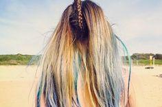 The mohawk braid: Wedding Hairstyles, Cool Hairstyles, Mohawk Braid, The Beauty Department, Alternative Hair, Imagines, Crazy Hair, Hair Art, Textured Hair