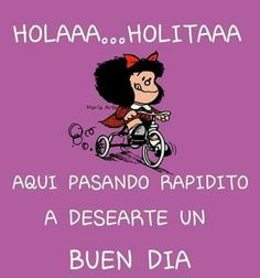 The Real GhostCrappers ! Morning Thoughts, Good Morning Wishes, Good Morning Quotes, Morning Morning, Mafalda Quotes, Quotes En Espanol, Image Clipart, Morning Greeting, Spanish Quotes