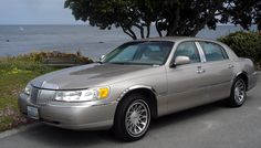 The Lincoln Town Car is the most commonly used limousine and chauffeured car in the nation!