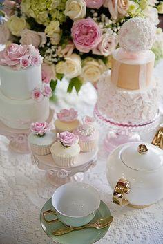 (via Little Big Company | The Blog: Little Big Company Styling … | Tea T…)