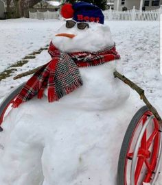 Snowman, Winter, Outdoor Decor, Home Decor, Winter Time, Decoration Home, Room Decor, Snowmen, Home Interior Design