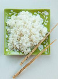Riz à sushi de base de Geneviève Everell