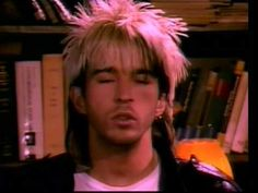 Limahl-Never Ending Story. I don't know what it is about this song. Something about Beth Anderson's voice.