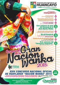 Carnaval de la Gran nación Wanka