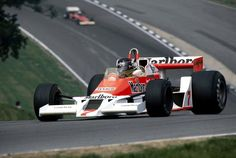f1 James Hunt, Marlboro McLaren-Ford M26, 1978 British Grand Prix, Brands Hatch