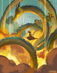 Eternal Dragon by Abigail Dela Cruz