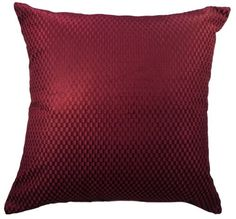 Solid Rhythm Velour-18x18 Inches, Solid Velour Decorative Pillow Cover. (Burgundy) Exotique Imports http://www.amazon.com/dp/B00I4JWDK4/ref=cm_sw_r_pi_dp_tlHCvb1JTQWKM