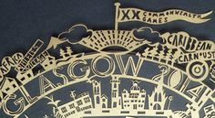 Only a day left #1 Gold Limited Edition @Glasgow2014 papercut.Signed Sir @chrishoy See it at http://www.auction.glasgow2014.com pic.twitter.com/MOeqXSdeLn