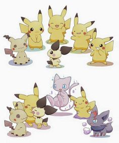 The real one. Eh, they all cute. *Grabs all and then runs*