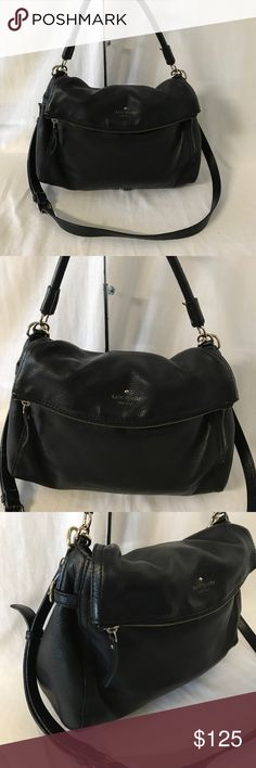 Kate Spade crossbody Beautiful bag,has some used but no tear or hole noted just inside has superficial dirt. kate spade Bags Crossbody Bags