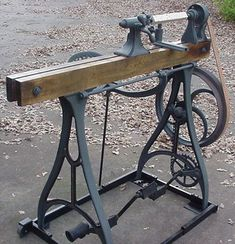 all replies on lathe of your dreams lumberjocks com woodworking community - Wood Design Antique Woodworking Tools, Antique Tools, Woodworking Joints, Woodworking Workbench, Woodworking Workshop, Woodworking Techniques, Woodworking Furniture, Fine Woodworking, Woodworking Projects