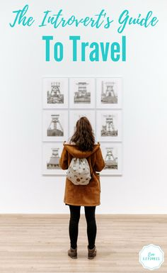 The Introvert's Guide To Travel. How to travel when you're an introvert. Listen to your body and enhance your unique travel experience as an introverted traveler. #travel #introvert #INFJ