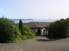 A seaside house in St. Austell, Cornwall, England