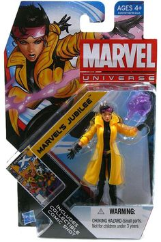Marvel Universe 4 - Marvels Jubilee - Action Figure