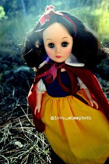 Sissy Beth's Doll Corner: Thrift store stories :Vintage Effanbee 1970's Snow...