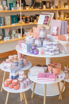 Check out our locations! Gift Shop Interiors, Store Interiors, Cafe Display, Store Displays, Boutique Decor, Boutique Interior, Pharmacy Design, Store Layout, Showroom