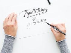 DIY-Anleitung: Die kleine Handlettering-Schule: Grundlagen via DaWanda.com