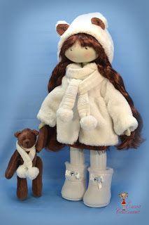 Soul of a rag doll: my dolls, girls