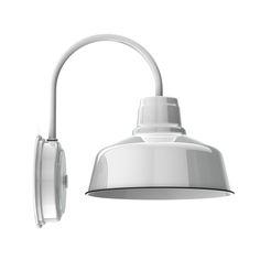 Wheeler™ Esso Wall Sconce | Dark Sky Wall Light, Barn Light Sconce - Hall Bath
