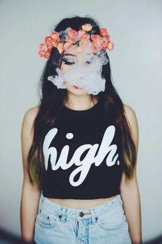 shorts shirt crop tops high tank top hat black white flowers high shirt smoke cute girl shirts