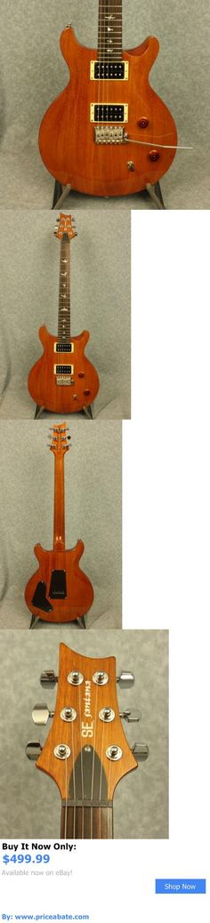 musical instruments: Prs Se Santana Standard Electric Guitar With Gigbag BUY IT NOW ONLY: $499.99 #priceabatemusicalinstruments OR #priceabate
