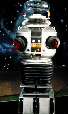 B-9 the Robot from Lost in Space TV Show (the original)