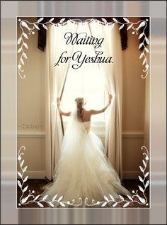 Waiting for Yeshua. ~Isabel~