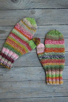 mittens of avoidance | Flickr - Photo Sharing!