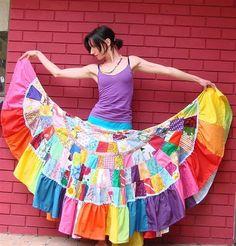 LOOK PARA FESTA JUNINA! CARICATO! | Garimpo das Meninas