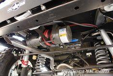 10+ jk rear winch ideas | winch, jeep jk, cubby storage  pinterest
