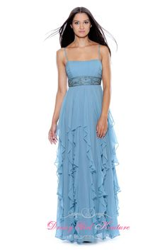 Decode 1.8 180404 spaghetti straps #layeredskirt #Decode1.8style special occasion dresses