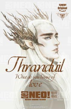 Thranduil by     卷毛明叔.