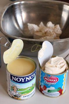 Greek Sweets, Greek Desserts, No Cook Desserts, Greek Recipes, Pastry Recipes, Sweets Recipes, Cooking Recipes, Honey Chocolate, Chocolate Sweets