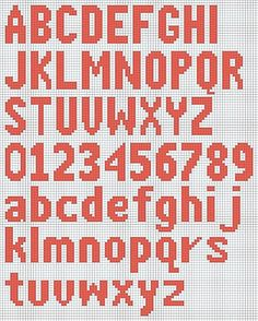 Ravelry: estherkate's Machine Knitting - Charts and Punchcards - Fair Isle Lette. Ravelry: estherkate's Machine Knitting - Charts and Punchcards - Fair Isle Lettering Always wanted to be able to knit, n. Knitting Machine Patterns, Fair Isle Knitting Patterns, Dishcloth Knitting Patterns, Knitting Charts, Knitting Stitches, Hand Knitting, Vintage Knitting, Loom Knitting, Finger Knitting