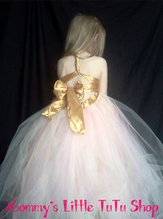Flower Girl Dress by MLTS on Etsy, $125.00