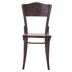 No54 Dejavu stol, coffee – Ton – Kjøp møbler online på ROOM21.no