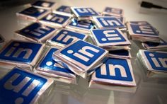 LinkedIn logo wrappers #LinkedIn
