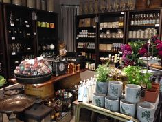 KahVilla Gift Shop. Photo: Elina Pitkänen. #Finland #Helsinki #Giftshop #KahVilla #Decoration #Gifts #Cafe #Robertscoffee Helsinki, Finland, Shops, Travel, Shopping, Design, Home Decor, Tents, Trips