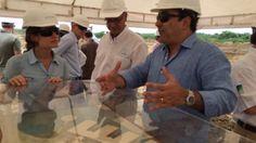 """Sergio Díaz-Granados, director ejecutivo del Banco Interamericano de Desarrollo (BID) por Colombia y Ecuador, estuvo de visita en Cartagena junto con representantes del organismo multilateral para revisar los proyectos que dicha entidad viene apoyando en la ciudad y  en el país.   """"Aquí en Cartagena, el Banco tiene muchas actividades. Hoy estuvimos revisando dos proyectos en particular,  Serena del Mar, donde se está construyendo del hospital de cuarto nivel."""