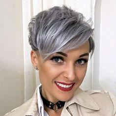 Emily Anderson Kurze Frisuren