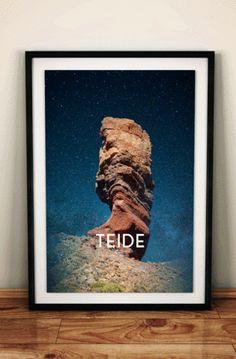 Parque Natural del Teide. Tenerife. Islas Canarias. Spain.
