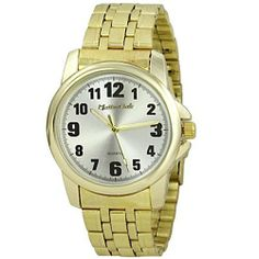 Goldtone Silver-Color Face Montress Carlo Flex Band Watch PammyJ Watch. $18.99. FLEX BAND. COMES IN A GIFT BOX. ONE SIZE FITS ALL. FASHIONABLE STYLE. WATER RESISTANT